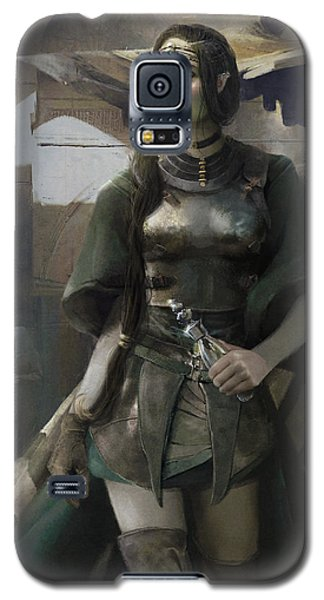 Phial Galaxy S5 Case by Eve Ventrue