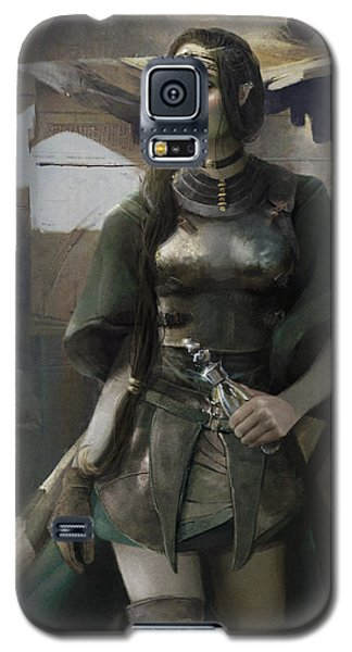 Elf Galaxy S5 Case - Phial by Eve Ventrue