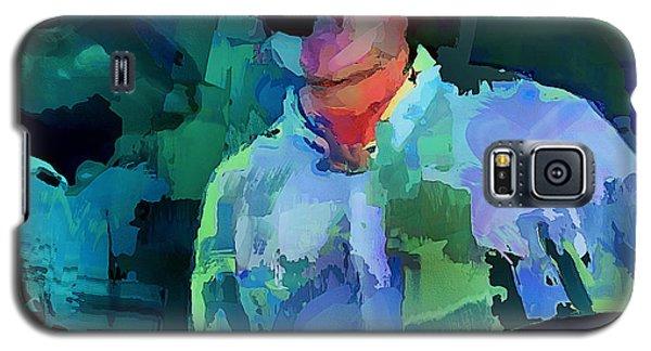 Phil Collins Drums Galaxy S5 Case