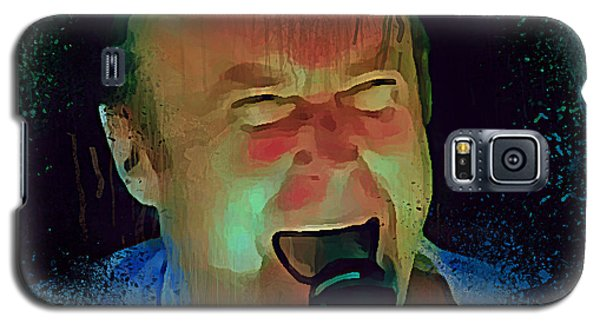 Phil Collins Ha Ha Ha Galaxy S5 Case