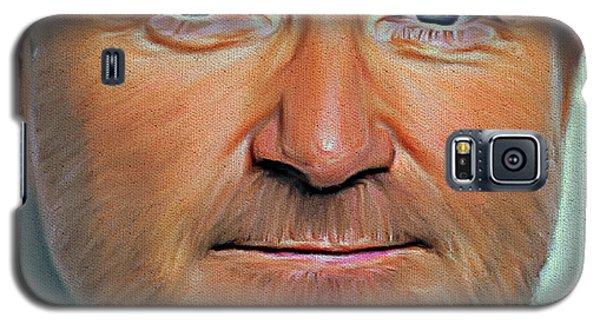 Phil Collins Portrait Genesis 11 Galaxy S5 Case