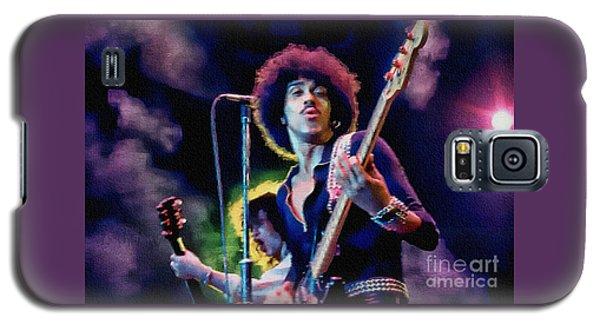 Phil Lynott - Thin Lizzy Galaxy S5 Case