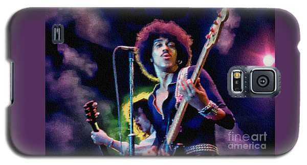 Phil Lynott - Thin Lizzy Galaxy S5 Case