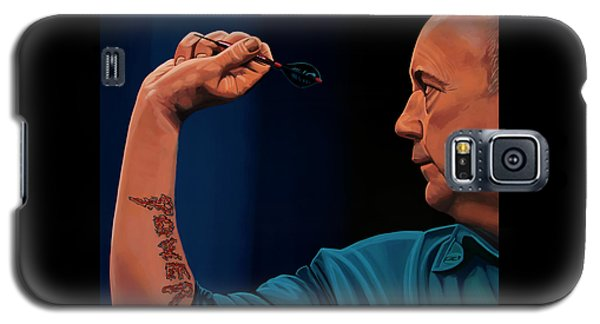 Phil Taylor The Power Galaxy S5 Case by Paul Meijering