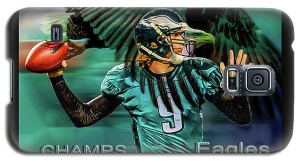 Philadelphia Eagles - Super Bowl Champs Galaxy S5 Case