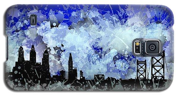 Philadelphia Skyline.1 Galaxy S5 Case