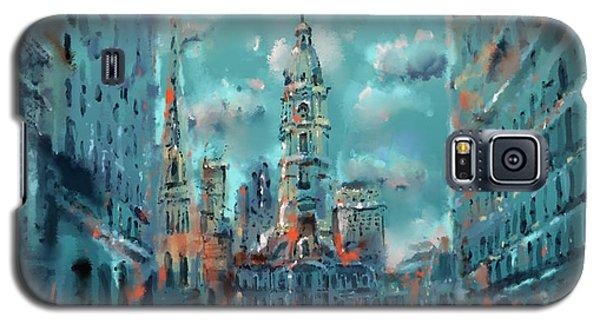 Philadelphia Street Galaxy S5 Case
