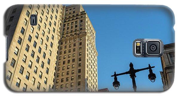 Philadelphia Urban Landscape - 0948 Galaxy S5 Case