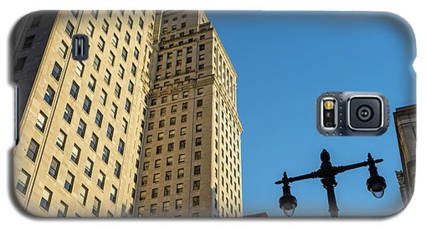 Philadelphia Urban Landscape - 0948 Galaxy S5 Case