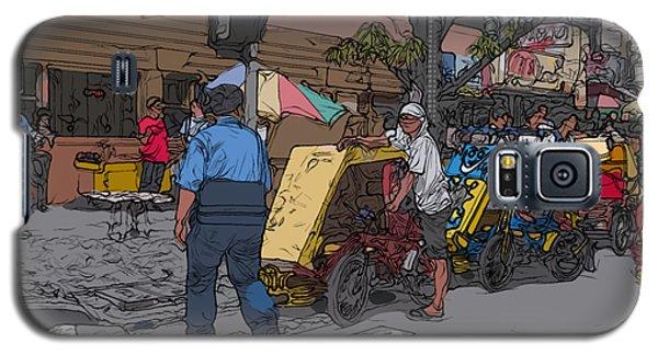 Philippines 906 Crosswalk Galaxy S5 Case