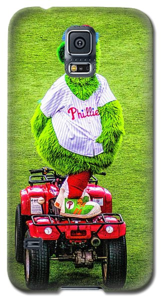 Phillie Phanatic Scooter Galaxy S5 Case