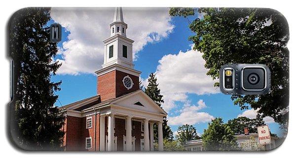 Phillips Stevens Chapel, Williston Northampton School, Easthampton, Ma Galaxy S5 Case