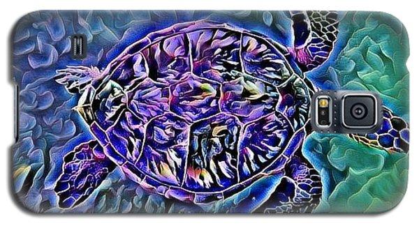 Phillis The Turtle Galaxy S5 Case