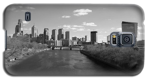 Philly B/w Galaxy S5 Case