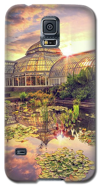 Lilys At Phipps  Galaxy S5 Case