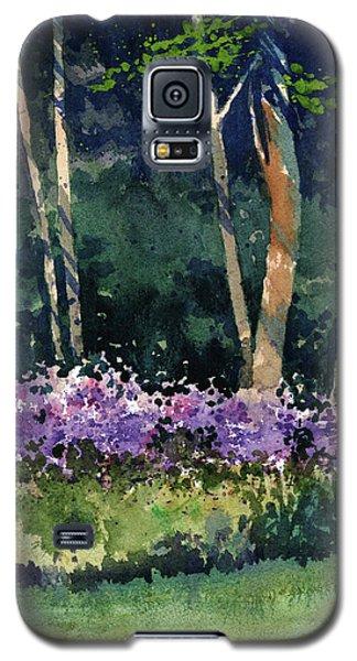 Phlox Meadow, Harrington State Park Galaxy S5 Case