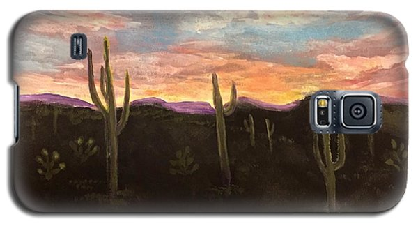 Phoenix Az Sunset Galaxy S5 Case