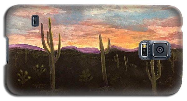 Phoenix Az Sunset Galaxy S5 Case
