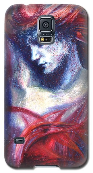 Phoenix Fire Galaxy S5 Case