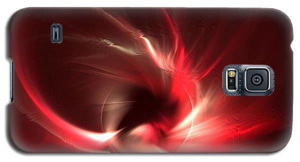 Phoenix Galaxy S5 Case by Kim Sy Ok
