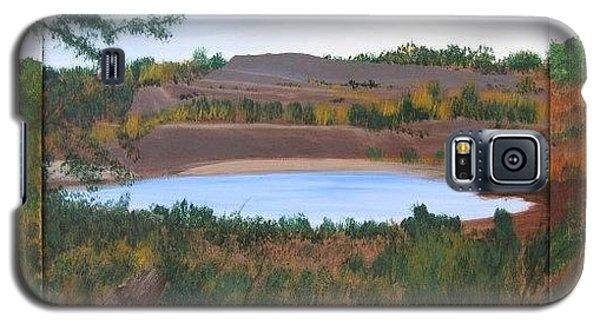 Phoenix Lake Galaxy S5 Case