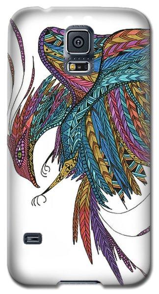 Phoenix Landing Galaxy S5 Case