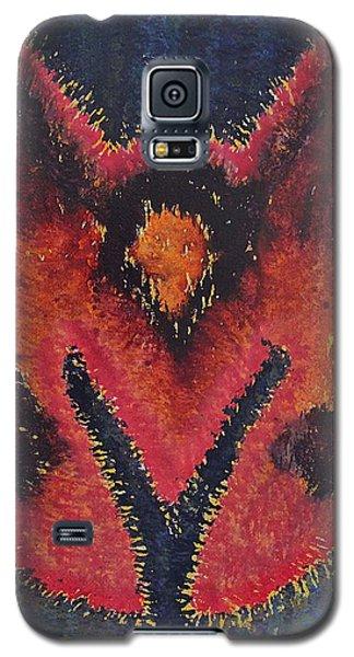 Phoenix Rising Original Painting Galaxy S5 Case
