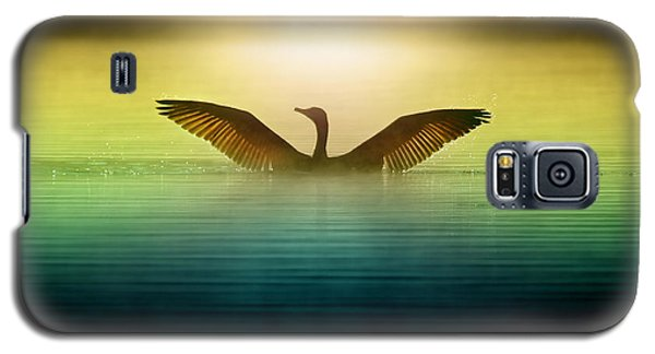 Geese Galaxy S5 Case - Phoenix Rising by Rob Blair
