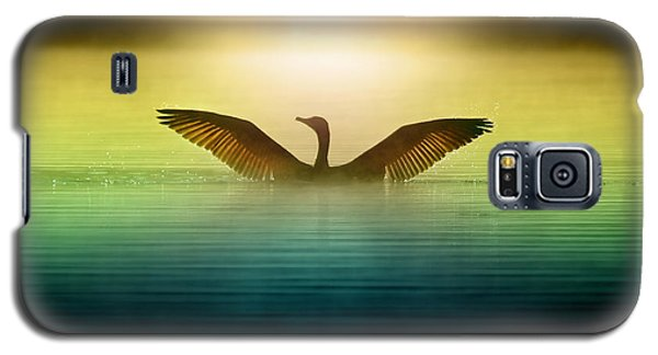 Phoenix Rising Galaxy S5 Case by Rob Blair