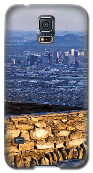 Phoenix Sunrise Galaxy S5 Case