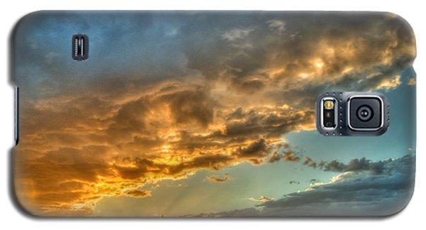 Phoenix Sunset Galaxy S5 Case by Anthony Citro