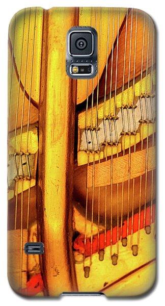Piano 1 Galaxy S5 Case by Rebecca Cozart