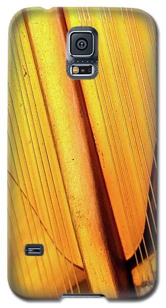 Piano 3 Galaxy S5 Case by Rebecca Cozart