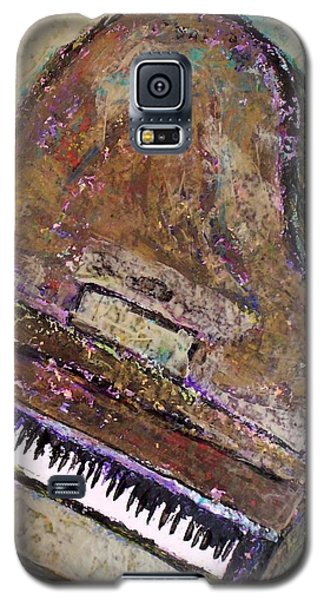 Piano In Bronze Galaxy S5 Case