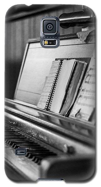 Piano Galaxy S5 Case by Joe Scott