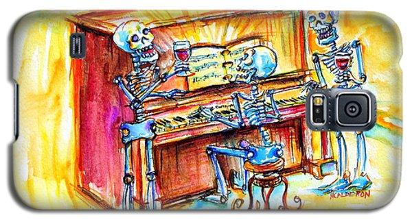 Piano Man Galaxy S5 Case