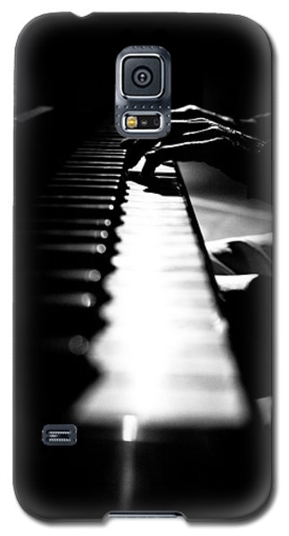 Piano Player Galaxy S5 Case