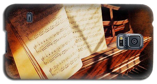 Piano Sheet Music Galaxy S5 Case