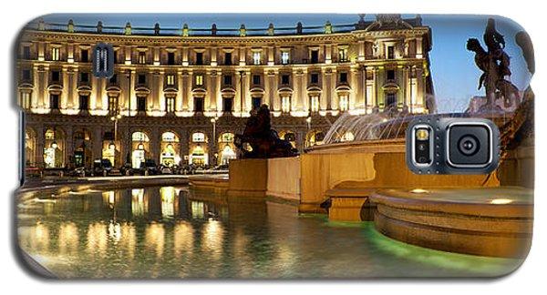 Piazza Della Repubblica Galaxy S5 Case
