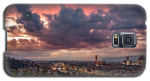 Piazzale Michelangelo Galaxy S5 Case