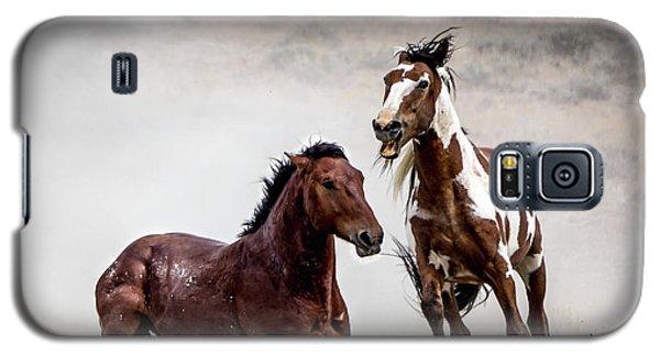 Picasso - Wild Stallion Battle Galaxy S5 Case