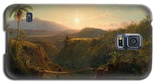 Pichincha Galaxy S5 Case by Frederic Edwin Church