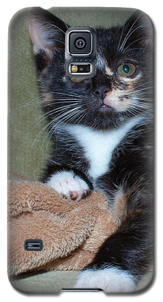 Galaxy S5 Case featuring the photograph Pick Me by Lora Lee Chapman