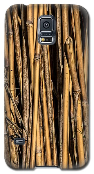 Galaxy S5 Case featuring the photograph Pick-up Sticks by Odd Jeppesen