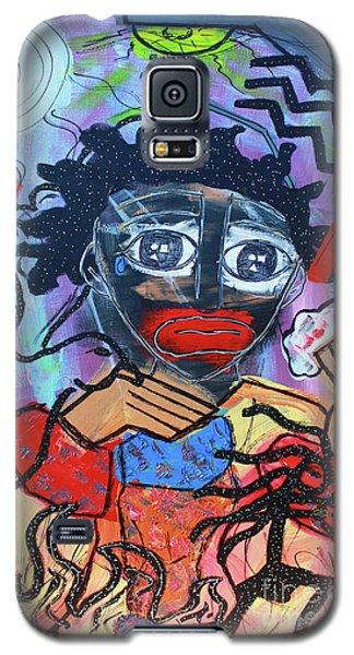 Pickaninny Tears Galaxy S5 Case