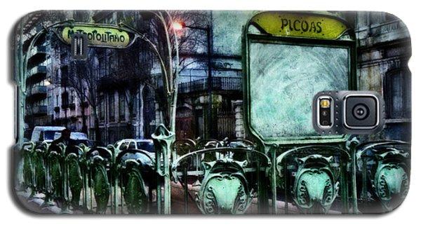 Galaxy S5 Case featuring the photograph Picoas by Dariusz Gudowicz