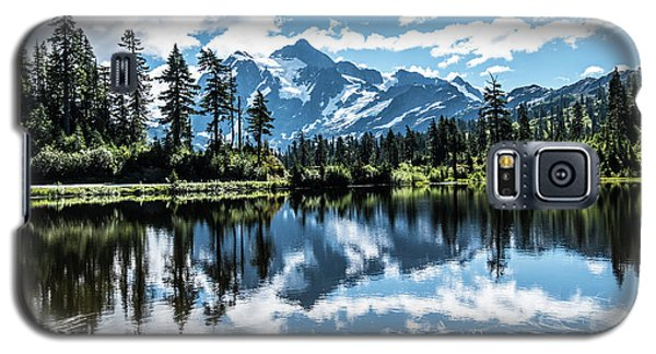 Picture Lake Galaxy S5 Case