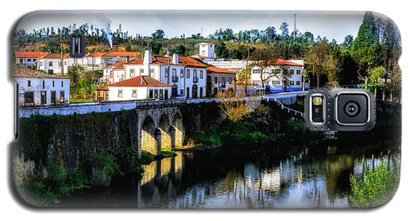 Picture Perfect Portuguese Village Galaxy S5 Case by Marion McCristall