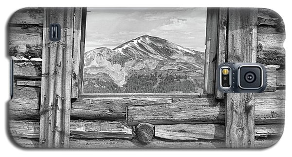 Galaxy S5 Case featuring the photograph Picture Window #2 by Eric Glaser