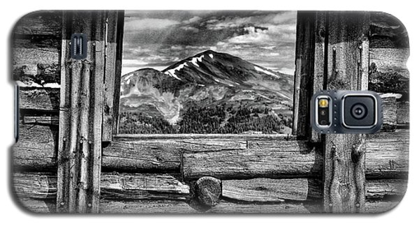 Galaxy S5 Case featuring the photograph Picture Window #3 by Eric Glaser